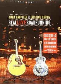 Cover Mark Knopfler and Emmylou Harris - Real Live Roadrunning [DVD]